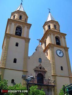 Iglesia de Órgiva San Francisco Ferry, Notre Dame, Building, Travel, Viajes, Buildings, Traveling, Trips, Tourism