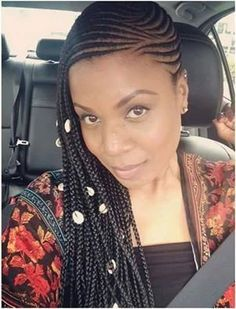 2017 Braided Hairstyles for Black & African American