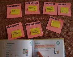 Bajdocja: Papierowe przypadki, czyli o odmianie rzeczowników ;-)