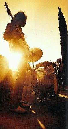 Jimi Hendrix ★ September 18, 1970