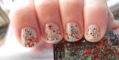 china glaze party hearty-one of my faves, cannot wait until christmas season to wear it!