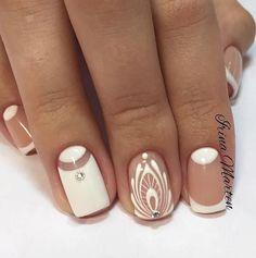 Маникюр. Дизайн ногтей. Art Simple Nail...