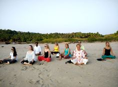 What is better than doing yoga on the beach? Doing a yoga teacher training course in Goa with ShivaShakti. During 28 days you'll enjoy the beach and the city of Goa. Check this http://www.shivashaktiyoga.org/200-300-hour-yoga-teacher-training-in-goa.html or call us on +91 77570 24412