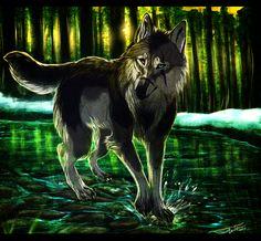 Forest. by AgentWhiteHawk.deviantart.com on @DeviantArt