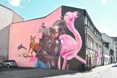 The street art by Telmo Miel -8