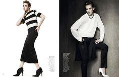 """Vogue Espana - """"Doble Juego"""""""