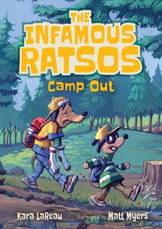 Booktopia has The Infamous Ratsos Camp Out, Infamous Ratsos by Kara Lareau. Buy a discounted Hardcover of The Infamous Ratsos Camp Out online from Australia's leading online bookstore. How To Make Fire, Penguin Random House, Chapter Books, S Pic, Go Camping, Book Format, Audio Books, Books To Read, Fiction