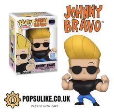 Johnny Bravo, Funko Pop Figures, Pop Vinyl Figures, Batman Comic Art, Gotham Batman, Batman Robin, Best Funko Pop, Funko Pop Dolls, Pop Figurine
