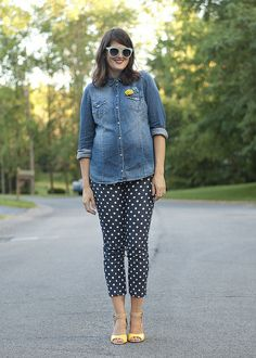 Maternity Style: Week 23