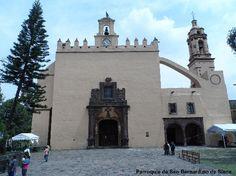 Parroquia de San Bernardino de Siena    foto Cida Werneck