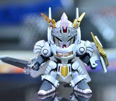 SD Knight Gundam Custom: Fz-10 VirtuousKnight Work by nAriZ [Thailand] Photoreview Big Size Images, Info http://www.gunjap.net/site/?p=190903