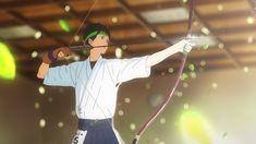 物語   『ツルネ ―風舞高校弓道部―』公式サイト Me Me Me Anime, Anime Love, Anime Guys, Manga Anime, Anime Art, Cartoon Games, Manga Games, Yuri, Archery Club