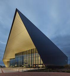 Galería de Centro de convenciones en Owensboro / Trahan Architects - 1