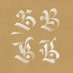 Fraktur B's. | Just freestylin'. | Christian Bélanger | Flickr