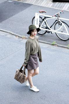 ストリートスナップ原宿 - 藤田 ななみさん   Fashionsnap.com