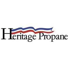 Home Heating - Heritage Propane List Of Resources, Getting To Know You, North Carolina, Commercial, Logos, Logo