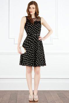 Coast Stores - Dresses - TESS SPOT DRESS
