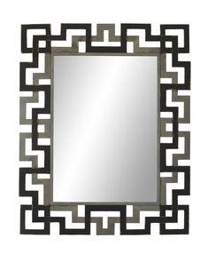 Reminiscent of a Mediterranean design, the Apollo Wall Mirror has an attractive iron frame. Entry Mirror, Wall Mirror, Decor Interior Design, Interior Decorating, Decorating Ideas, Cheap Mirrors, Mediterranean Design, Moe's Home Collection, Mirrors Wayfair