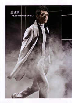 Takeshi Kaneshiro Half Taiwanese and Japanese model and actor. Asian male models and celebs