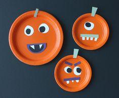 Kids Halloween Class Party Craft & Game Ideas