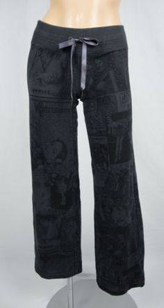 LULULEMON Indian Print Pants 2 XS Special Edition Art To Wear Straight Leg Rare!