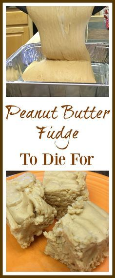 This is the best peanut butter fudge recipe around. The peanut butter fudge with marshmallow cream is easy to make and is a delicious h. Best Peanut Butter Fudge, Peanut Butter Chips, Peanut Butter Recipes, Fudge Recipes, Dessert Recipes, Peanut Butter Balls, Fudge With Marshmallow Cream, Peanut Butter Marshmallow Fudge, Marshmellow Cream Recipes