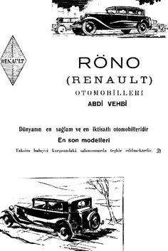 OĞUZ TOPOĞLU : renault abdi vehbi taksim 1936 nostaljik eski otom...