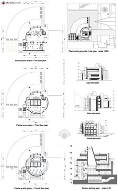 International Center For Possibility Thinking, Garden Grove CA | Richard Meier & Partners Architects | Archweb