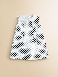 Baby CZ Infant's Polka Dot Dress