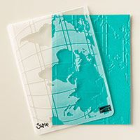 World Traveler Textured Impressions Embossing Folder by Stampin' Up! http://kimskreations.stampinup.net