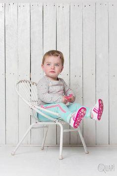 Quapi | Longsleeve Filicia Grey Melee Dots | Sweat Pants Fiep Mint Cute Baby Girl, Baby Girls, Cute Babies, Sweat Pants, Babys, Dots, Mint, Grey, Long Sleeve