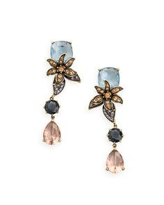 Forever Floral Earrings by Stylemint.com, $29.99