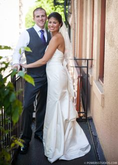 Danielle & David { The West End Ballroom }- Portland, Oregon Wedding Photography Blog   Powers Photography Studios