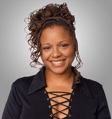 Actress Yvette Renee Wilson (March 6, 1964; Los Angeles, California - June 14, 2012; Los Angeles, California). She was best known for her role as Andell Wilkerson on the UPN sitcom Moesha and its spinoff The Parkers. She also appeared on the sitcom Thea. She appeared in F. Gary Gray's Friday (1995) and John Singleton's Poetic Justice (1993).