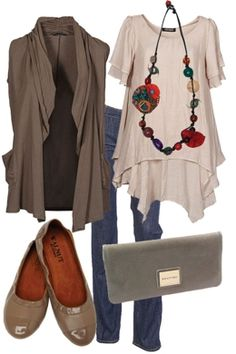 Cute and casual chic!