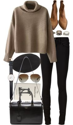 Untitled #7911 by nikka-phillips featuring suede shoes