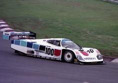 NISSEKI TRUST PORSCHE 962 GTI