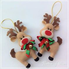 1 million+ Stunning Free Images to Use Anywhere Christmas Decorations Sewing, Felt Decorations, Felt Christmas Ornaments, Christmas Sewing, Christmas Projects, Christmas Crafts, Easy Halloween Crafts, Holiday Crafts, 242