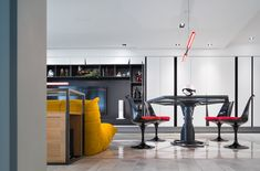 Gallery of Star Wars Home / White Interior Design - 6