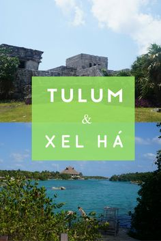 Do you want to enjoy the Mayan Culture and the Caribbean sea in one tour? #Tulum #XelHá #SummerIsHere