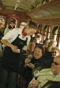 """""""Express"""" your love for wine on the Wine Express into the West! #VisitRapidCity"""