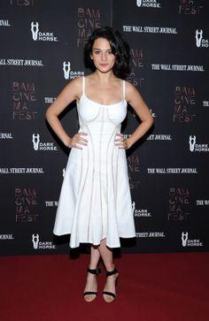 "Jenny Slate At The Opening Night Screening Of ""Boyhood"""