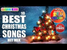 BEST CHRISTMAS SONGS (1H XMAS PARTY SONGS) ► KIDS SINGING CHILDREN'S SONGS WITH LYRICS ► VIDEO MIX - YouTube