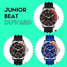 10 Mejores Im 225 Genes De Duward Junior Reloj Para Ni 241 Os