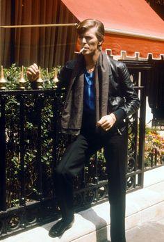 David in Paris, June 1977.