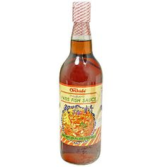 Patis Fish Sauce 25 fl oz