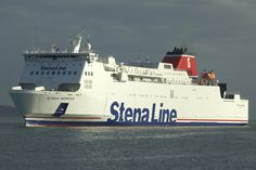 ALL ABOARD: Stena Line's Nordica Irish Sea ferry