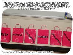 Ginger Snaps: Classroom Reveal and Must Haves Monday