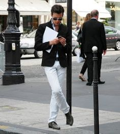 Habitually Chic®: White Out