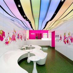 Retail Design   Store Interiors   Shop Design   Visual Merchandising   Retail Store Interior Design   Snog, Chelsea   We Heart; Lifestyle & Design Magazine